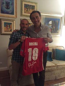con Alessandro Rosina
